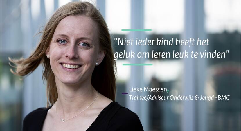 Fotoquote young professional Lieke Maessen